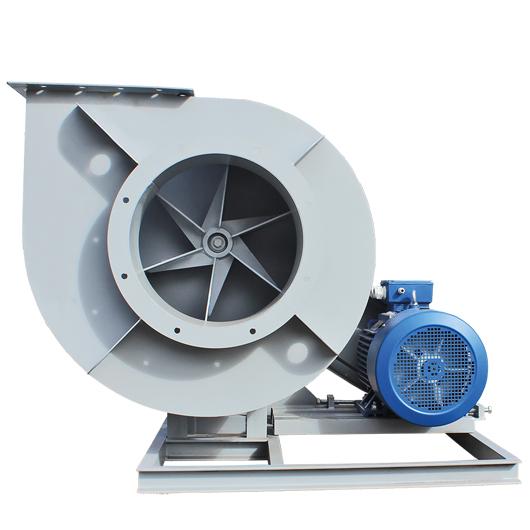 Радиальный вентилятор ВР 100-45 №5 (11 кВт/1500 об/мин)