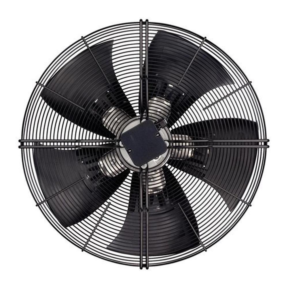 Осевой вентилятор W3G630-DU23-35.