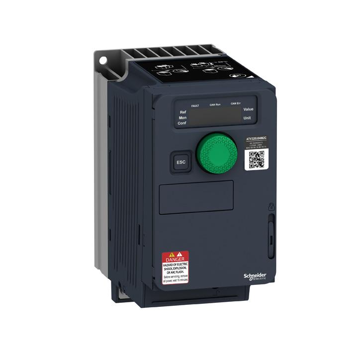 Преобразователи частоты Altivar Machine ATV320