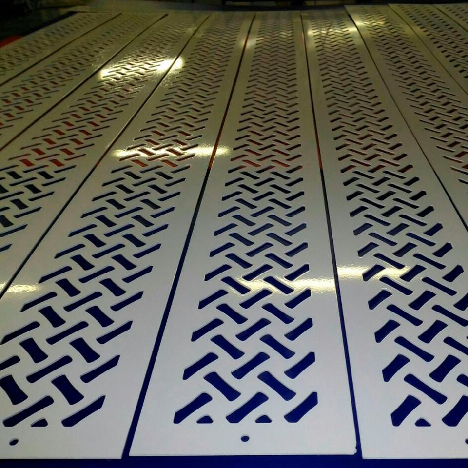 Декоративные вентиляционные решетки из алюминия