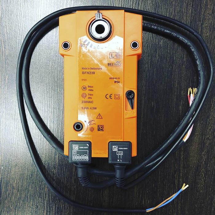 Купить электропривод Belimo BFN230