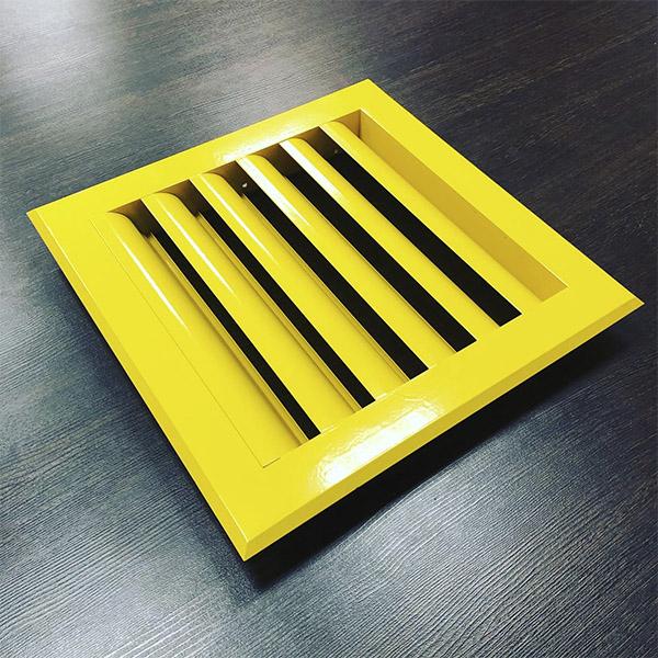 Наружная вентиляционная решетка АРН-S