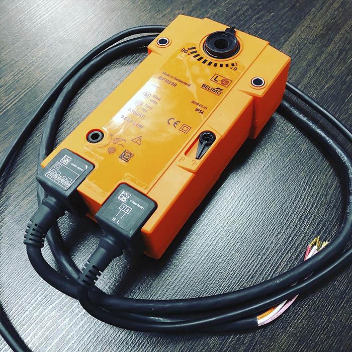 Электропривод Belimo BFN230