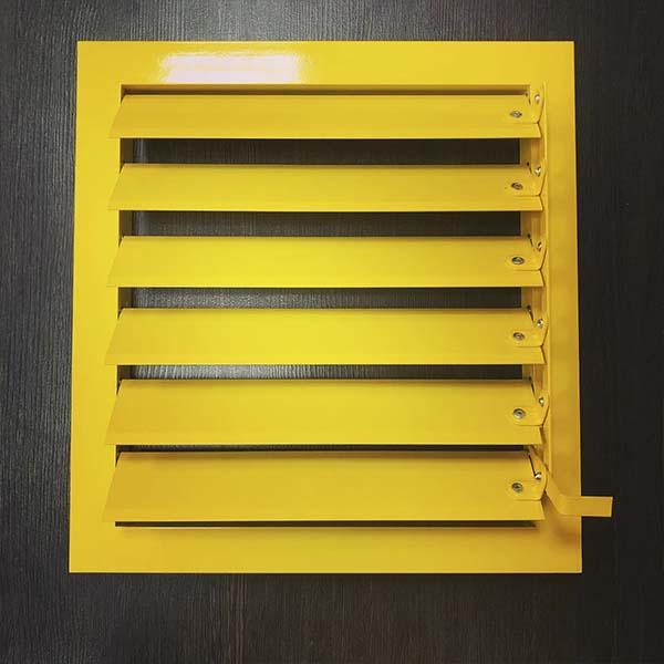 Купить вентиляционную решетку с рычагом