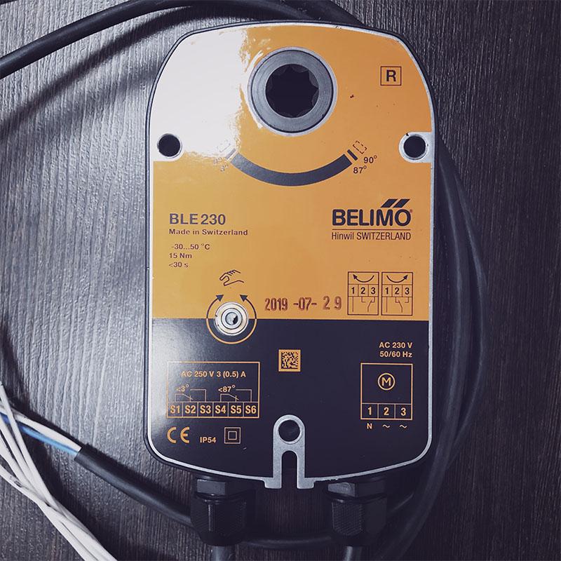 Купить привод Belimo BLE24
