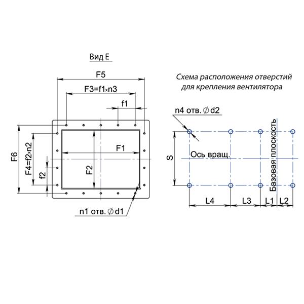 ВР 100-45 №6,3 (15 кВт/1500 об/мин)