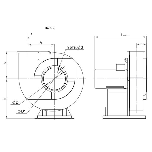 ВР 140-15 №5 (2,2 кВт/2830 об/мин)