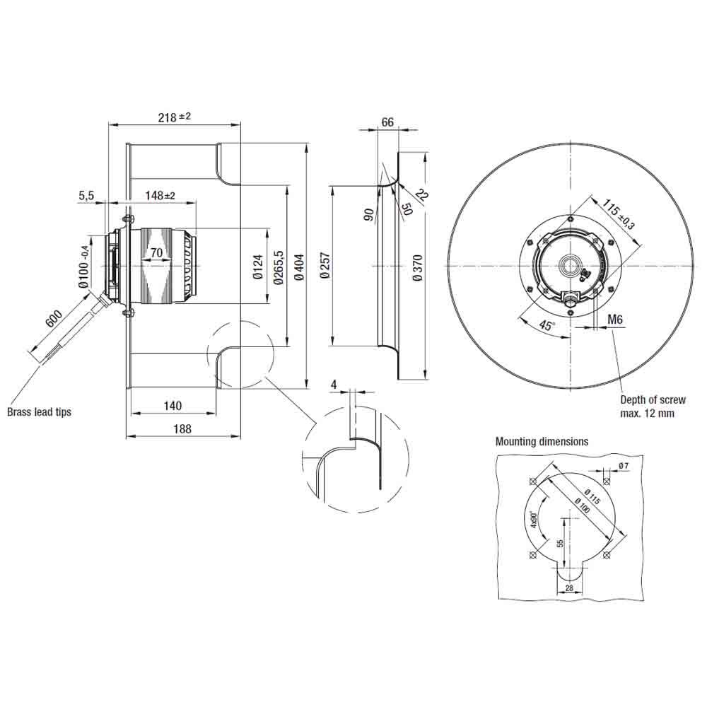 EbmPapst R4D400-AL17-05