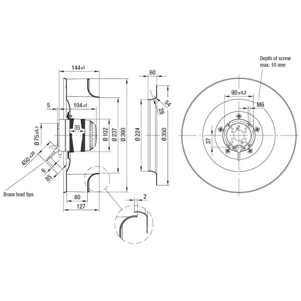 EbmPapst R4E330-AA06-05