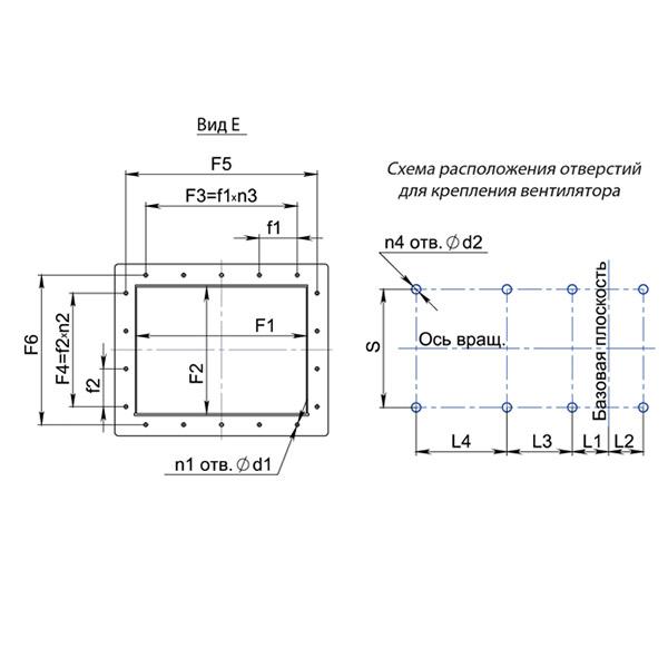 ВР 140-40 №6,3 (11 кВт/1450 об/мин)