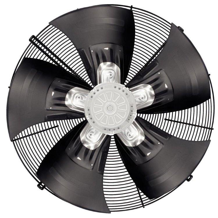 Немецкие вентиляторы Ebmpapst