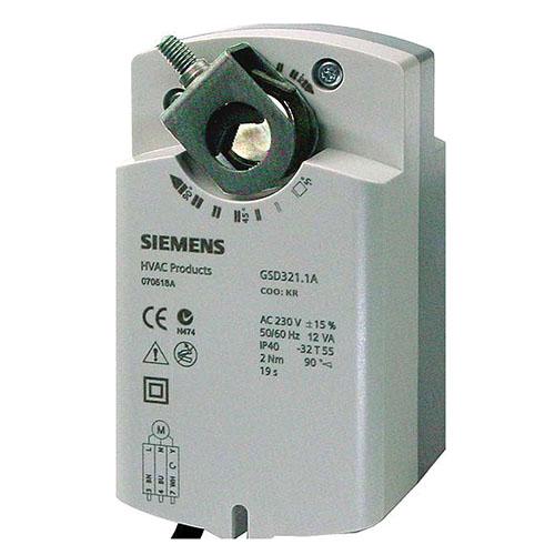 Привод Siemens GSD321.1A (2 Нм/ 230 В)