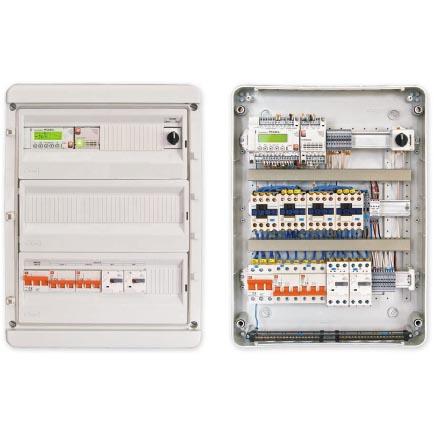 Шкаф автоматики на контроллере Segnetics «Pixel»