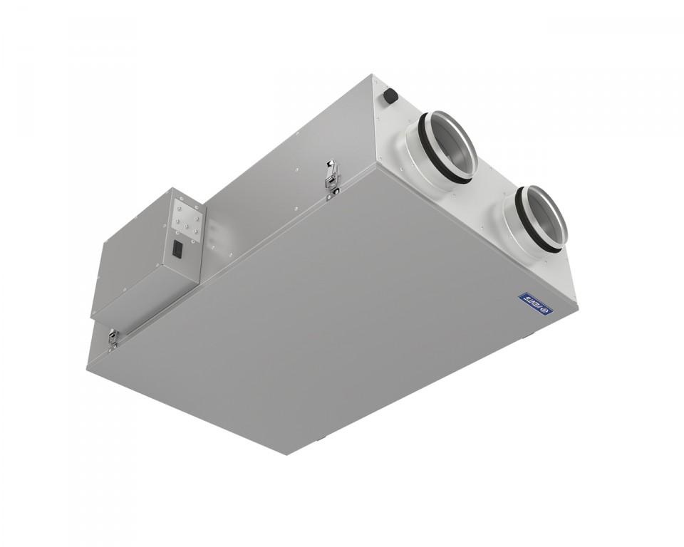 Приточно-вытяжная установка ВУТЭ2 250 П ЕС