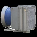 Воздушно-отопительные агрегаты и калориферы