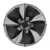Осевой вентилятор W6D630-GN01-01.