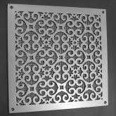 Декоративные решетки из нержавеющей стали