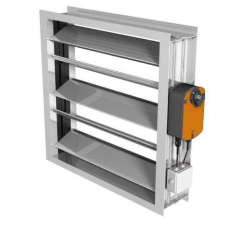 Обратный клапан в системе домашней вентиляции