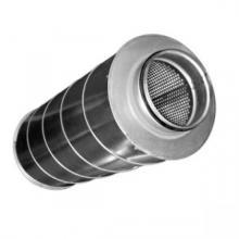 Шумоглушитель для вентиляции круглый