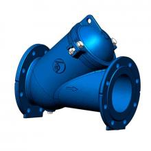 Фланцевый обратный клапан Py10 Tecofi CBL4240-0040