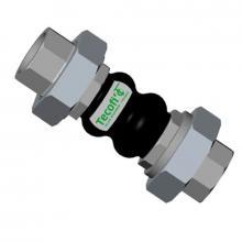 Компенсатор муфтовый резиновый Py16 Tecofi DI7140N-0015