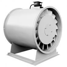 Вентилятор осевой ВО 30-160 №7,1 (5,5 кВт/1450 об/мин)