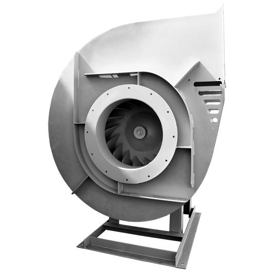 Вентилятор радиальный ВВД №4 (0,37 кВт/1380 об/мин)