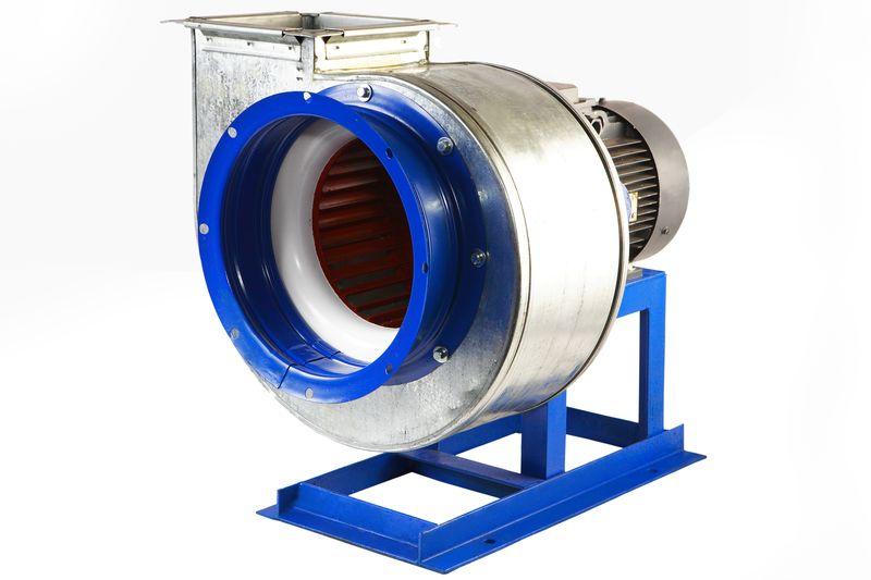 Центробежный вентилятор среднего давления ВР 280-46-4 (1,1/1000).